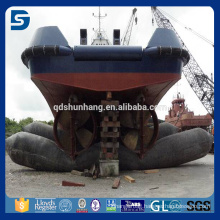 Rubber balloon export to Batam shipyard