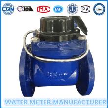 Dn65mm Eisen / Edelstahl Material Flansch Woltman Wasserzähler