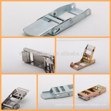 2 inches factory insert buckle/over center buckle