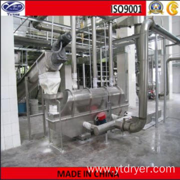 Bone Powder Vibrating Fluid Bed Dryer