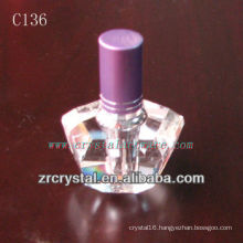 Nice Crystal Perfume Bottle C136