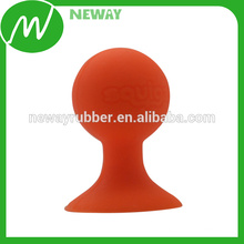 Venta caliente Round Headed Mobile Cell Suction Cup Holder