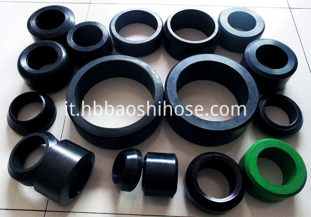 Moulding Rubber Packer Barrel