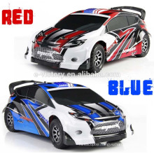 Full Scale High Speed 1:18 Scale 4-CH 2.4Ghz 4WD R/C Rally Car Rally Racing
