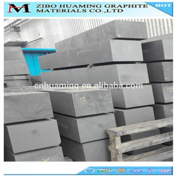 bloco de grafite de grão fino para usinagem de produtos de grafite