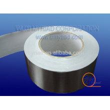 Ruban en fibre de verre en aluminium, matériau de toiture réfléchissant et en argent