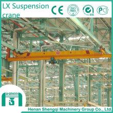 Lx Modelo Single Beam Suspension Bridge Crane 1 tonelada