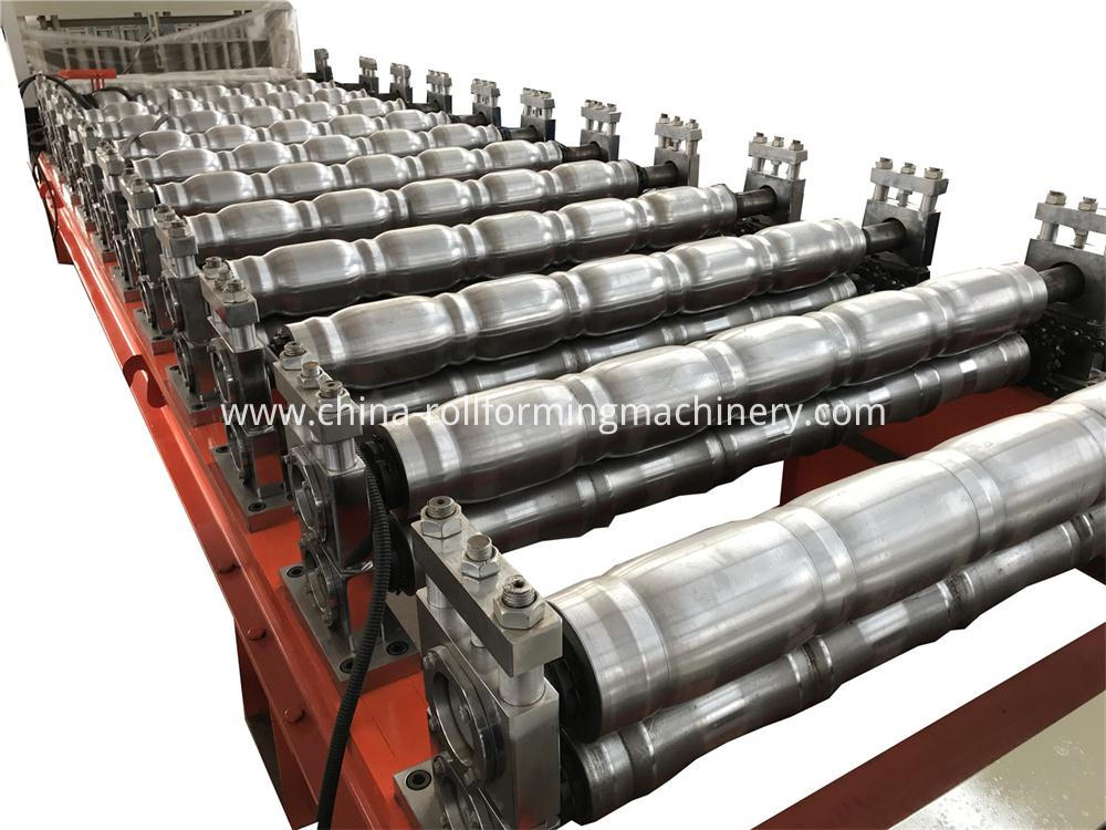 Roll Forming Machine Rollers
