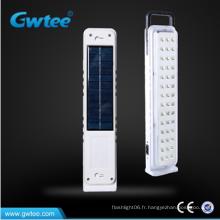 Lumières LED d'urgence rechargeables d'urgence de haute qualité