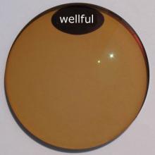 1.56 Оптические линзы фотохромные коричневый