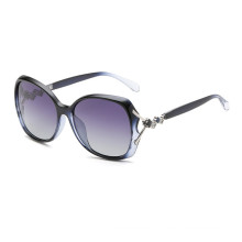 Retro New Model Fashion polarized  Luxury uv400 sun glasses women