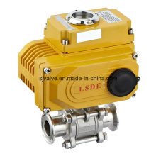 Stainless Steel Electric Ball Valve
