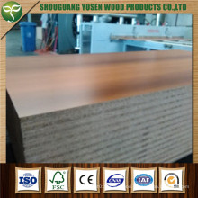 High Quality MDF with Melamine Face