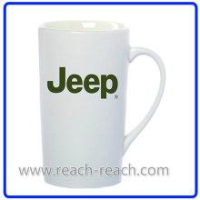400ml Porcelain Coffee Mug (R-3058)
