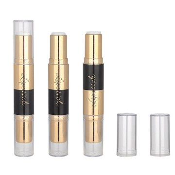 Glamorous Double Head Lipstick And Lip Gloss Tube