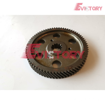 VOLVO D5E idle timing gear crankshaft camshaft gear