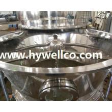 High Efficiency Konjac Powder Fluidized Dryer