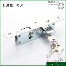Дверная защитная раздвижная дверная ручка