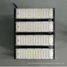 Luz exterior industrial do túnel de inundação do diodo emissor de luz do UL 200W