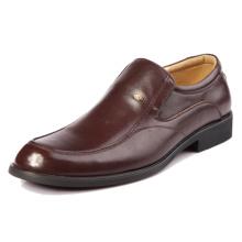 Top marca mens casual casual grossista china sapatos de couro marcas para usar com jeans