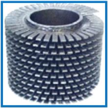 Сварная спирально-зубчатая оребренная труба