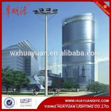 Poteau de lampe haute puissance de 30 m