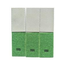 Huazuan Abrasive Tool Diamond Hand Polishing Pad for Kinds of Stone