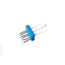 Transformador de corriente inmune CC para medidor inteligente