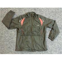 Veste imperméable pour hommes et veste coupe-vent pour sport extérieur