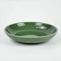 Прямой на заводе красочный набор посуды из керамической посуды