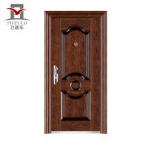 Fábrica de precios de puerta de hierro puerta