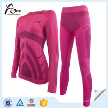 Ski Underwear High Quality Women Underwear Set