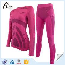 Ski Underwear High Quality Women Underwear Set