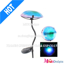 Newly Mushroom Light with Solar Powered Garden Light