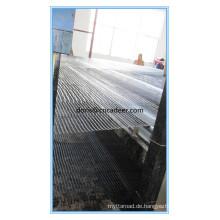 Ce-zertifizierte Asphaltverstärkung Fiberglas Geogrid