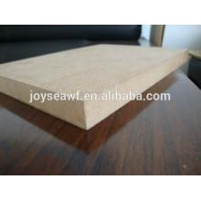 Поставка гладкой / необработанной плиты MDF / HDF 1220 * 2440мм