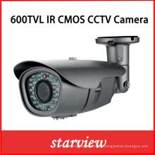 600tvl IR im Freien wasserdichte Gewehrkugel CCTV-Überwachungskamera (W22)