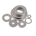 Stainless Steel Metal Copper Thin Silicone Flat Washer