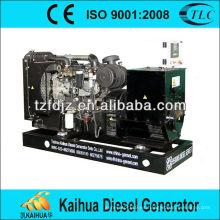 80kw abre el generador diesel del tipo accionado por el motor de Perkins con el certificado del CE