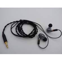 HiFI Hybrid Earhook Earphone with 6 drivers