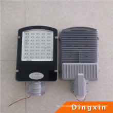 40W-180W Bridgelux Chip Excellent Heat Dissipation LED Parking Lot Lighting Meanwell LED Solar Street Light
