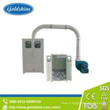 Commode Scrap collecte de dispositif pour la Production de papier d'Aluminium