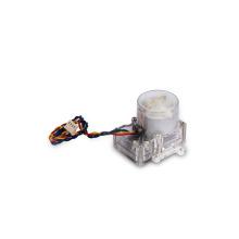 1/2000 Relación de reducción Km-36f1-500-2000-0301.6 Motor de engranaje de CC a prueba de agua de bajas revoluciones 3v