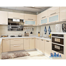 2017 MDF Lacquer Kitchen Cabinet