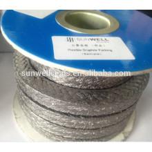 Гибкая / развернутая графитовая плетёная упаковка (SUNWELL)
