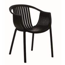 Modern Plastic Dinning Leisure Chair U shape