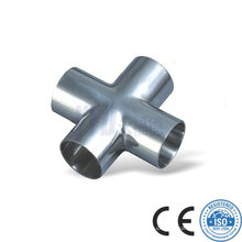 Equal Sanitary Stainless Steel Welding Cross