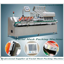 Leading Manufacturer of Facial Mask Packing Machine