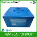 48V Lithium Battery for E-Scooter 20ah