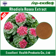 Rhodiola Rosea Extrakt Gesamt Rosavins 3%